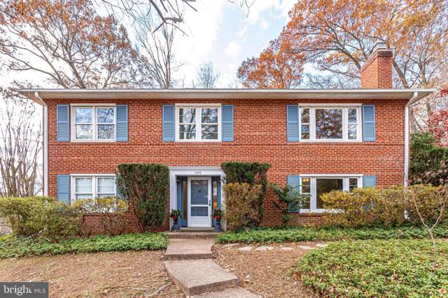 3160 Ravenwood Drive, FALLS CHURCH, VA 22044 (#VAFX1101958) :: The Licata Group/Keller Williams Realty