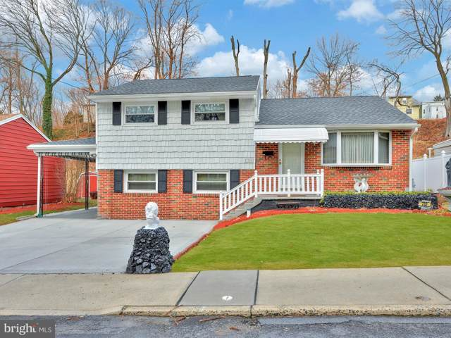 732 1ST Street, POTTSVILLE, PA 17901 (#PASK128900) :: The Heather Neidlinger Team With Berkshire Hathaway HomeServices Homesale Realty