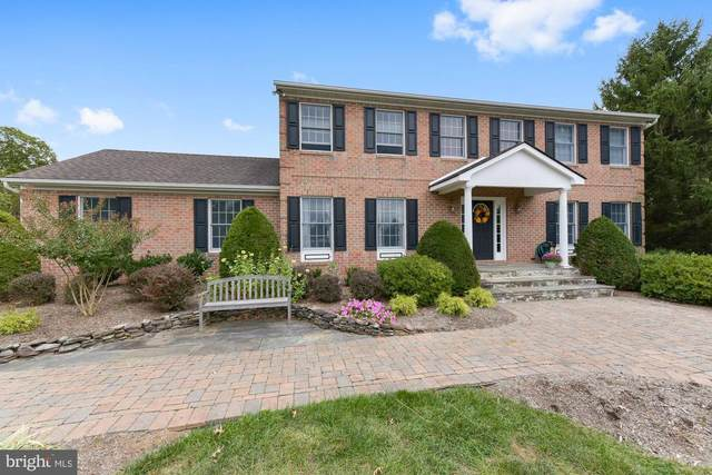 5205 Fairgreene Way, IJAMSVILLE, MD 21754 (#MDFR257292) :: Radiant Home Group