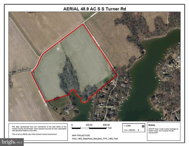 TRACT 1, 48.9 ac Turner Road, LUSBY, MD 20657 (#MDCA173592) :: The Riffle Group of Keller Williams Select Realtors