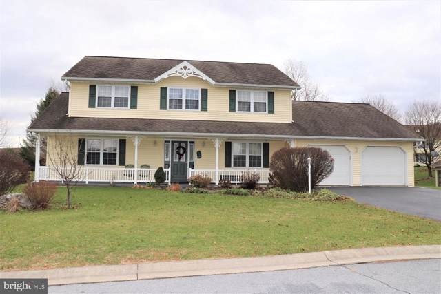650 Richfield Drive, LEBANON, PA 17042 (#PALN110066) :: The Joy Daniels Real Estate Group