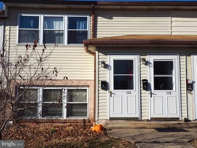 317 Unit A and B Forge Road, EAST GREENVILLE, PA 18041 (#PAMC633012) :: Erik Hoferer & Associates