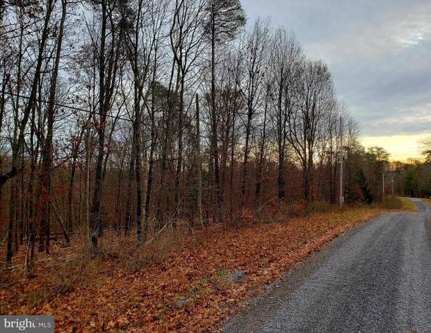 OFF Gun Powder Lane, INWOOD, WV 25428 (#WVBE173216) :: AJ Team Realty