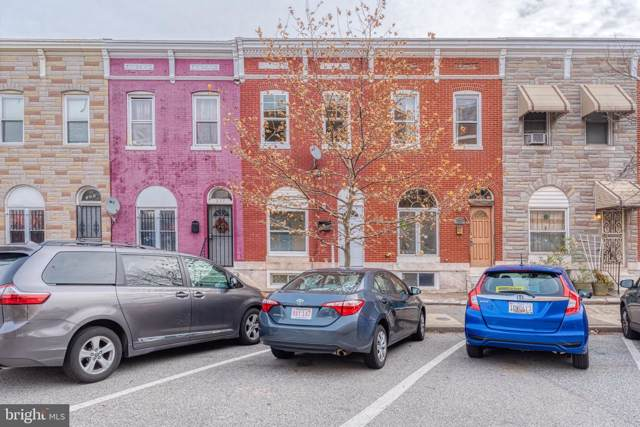 235 N Lakewood Avenue, BALTIMORE, MD 21224 (#MDBA493564) :: Radiant Home Group