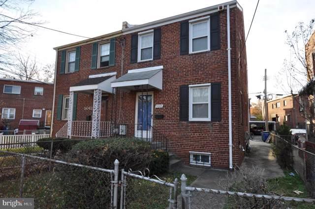 5044 8TH Street NE, WASHINGTON, DC 20017 (#DCDC451898) :: The Vashist Group