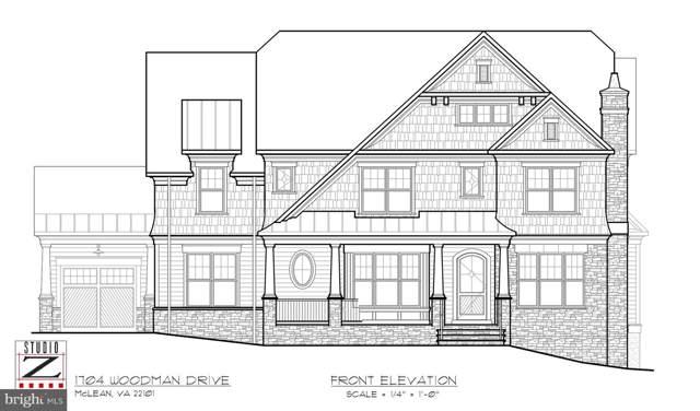 1704 Woodman Drive, MCLEAN, VA 22101 (#VAFX1102026) :: RE/MAX Cornerstone Realty