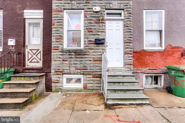 1607 Cole Street, BALTIMORE, MD 21223 (#MDBA493576) :: Eng Garcia Grant & Co.