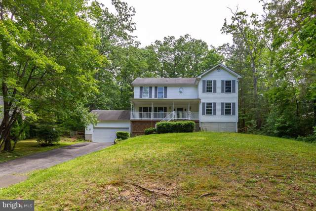 703 Lobo Court, LUSBY, MD 20657 (#MDCA173602) :: AJ Team Realty