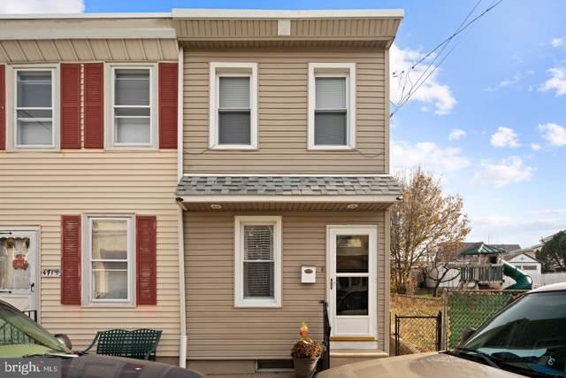 4713 Almond Street, PHILADELPHIA, PA 19137 (#PAPH855188) :: REMAX Horizons