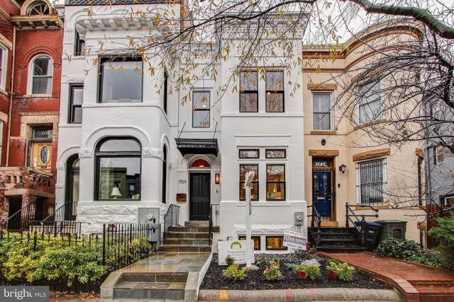 1709 1ST Street NW, WASHINGTON, DC 20001 (#DCDC451920) :: Radiant Home Group