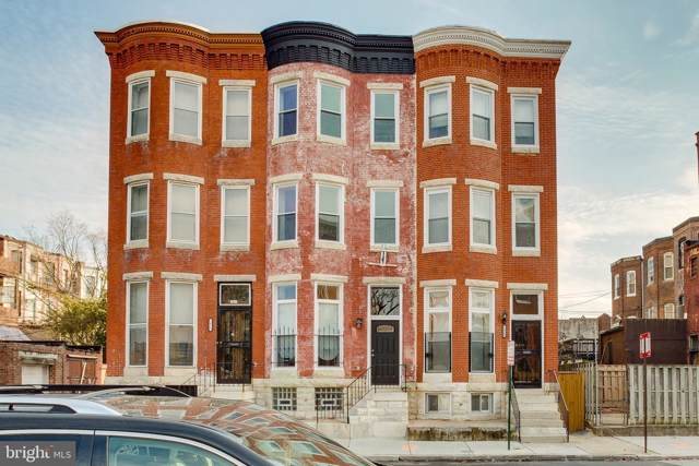1013 Whitelock Street, BALTIMORE, MD 21217 (#MDBA493594) :: The Bob & Ronna Group