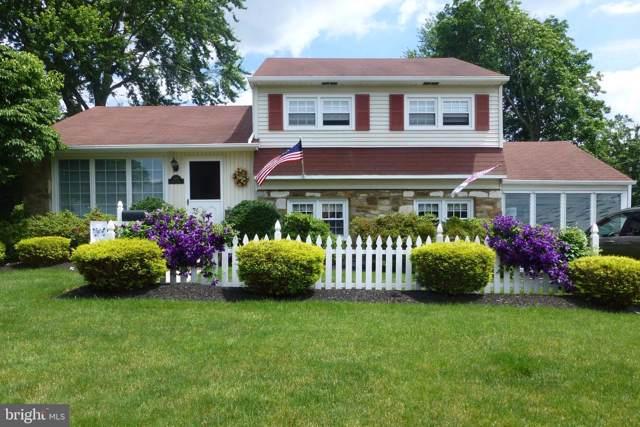 291 Hickory Road, WARMINSTER, PA 18974 (#PABU485526) :: Shamrock Realty Group, Inc