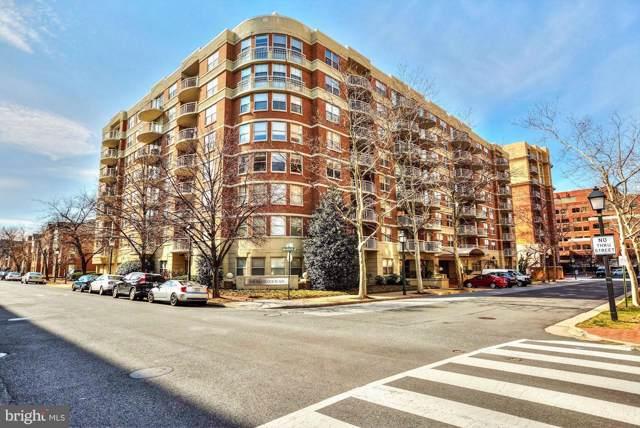 1200 Braddock Place #507, ALEXANDRIA, VA 22314 (#VAAX241926) :: Eng Garcia Grant & Co.