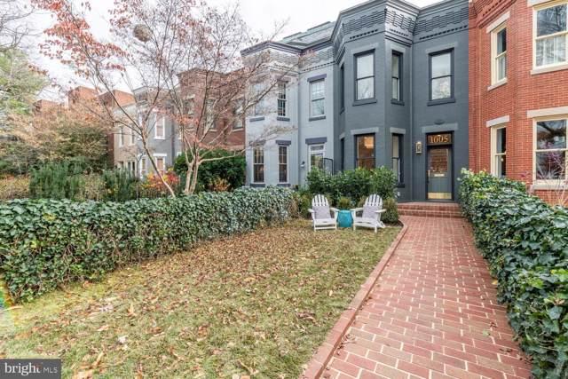1005 North Carolina Avenue SE, WASHINGTON, DC 20003 (#DCDC451934) :: Gail Nyman Group