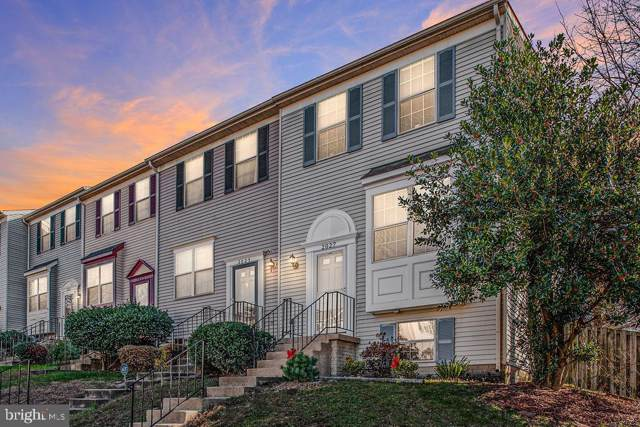 2027 Darlington Loop, WOODBRIDGE, VA 22191 (#VAPW483760) :: AJ Team Realty