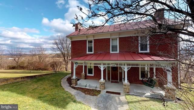 12268 Petersburg Pike, UPPER TRACT, WV 26866 (#WVPT101346) :: Keller Williams Pat Hiban Real Estate Group