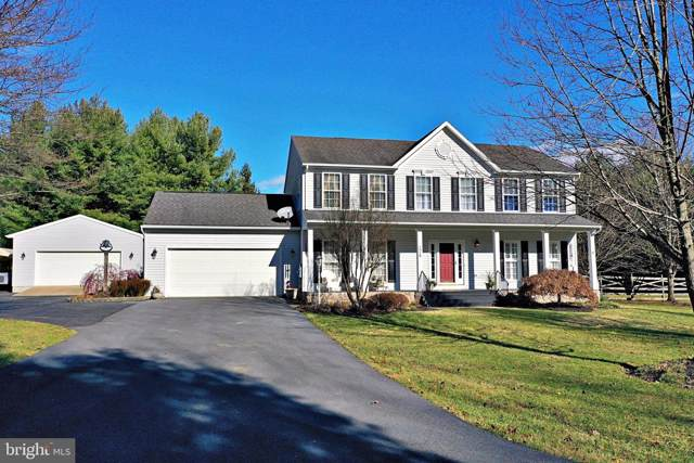 174 Snake Creek Court, CHARLES TOWN, WV 25414 (#WVJF137306) :: Great Falls Great Homes
