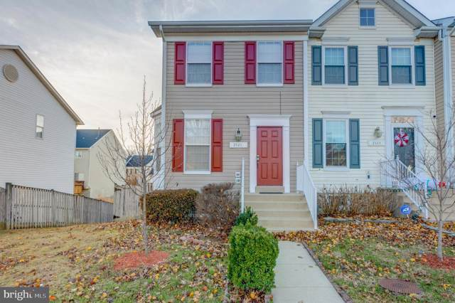 3521 Christy Lane, WOODBRIDGE, VA 22193 (#VAPW483766) :: AJ Team Realty
