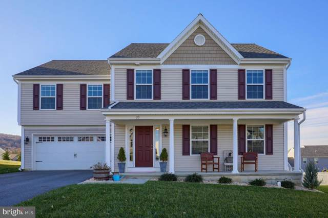 35 October Glory Trail, EPHRATA, PA 17522 (#PALA144470) :: The Heather Neidlinger Team With Berkshire Hathaway HomeServices Homesale Realty