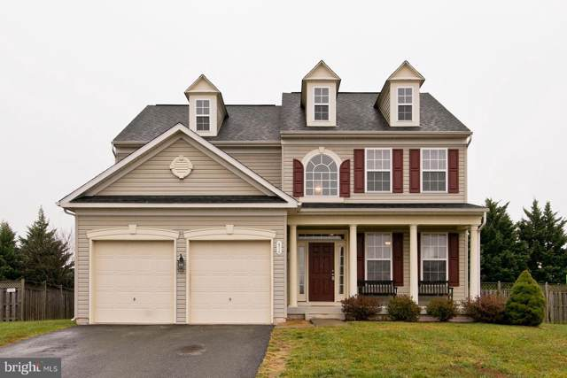 414 Talamore Drive, STEPHENS CITY, VA 22655 (#VAFV154576) :: ExecuHome Realty