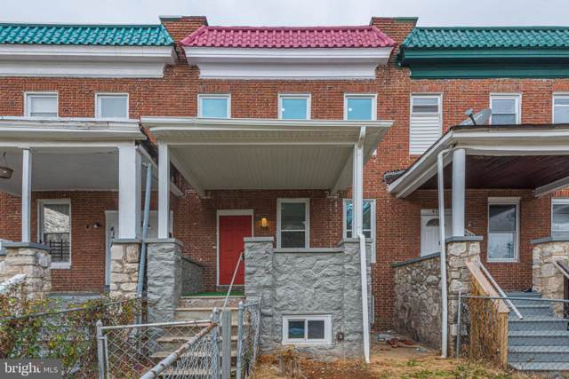 4122 Fairview Avenue, BALTIMORE, MD 21216 (#MDBA493636) :: Radiant Home Group
