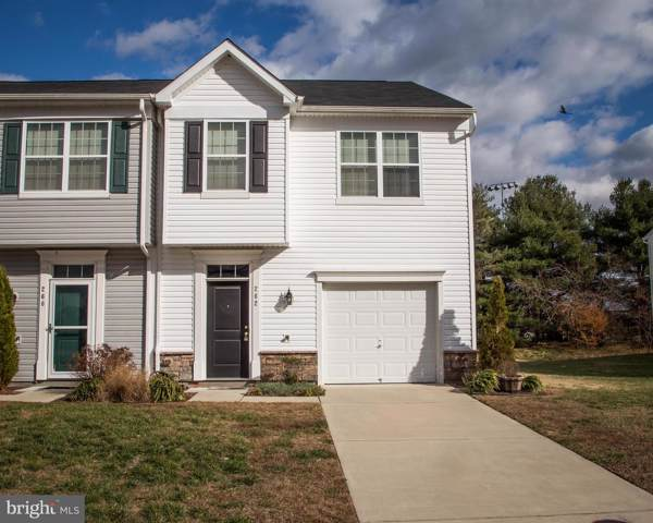 262 Garrison Way, FRUITLAND, MD 21826 (#MDWC106220) :: John Smith Real Estate Group