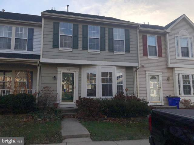 516 Hollyberry Way, FREDERICK, MD 21703 (#MDFR257340) :: Keller Williams Pat Hiban Real Estate Group