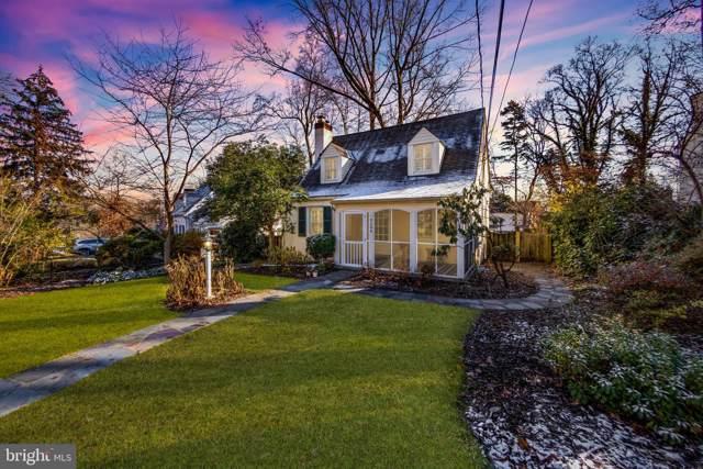 5206 Chandler Street, BETHESDA, MD 20814 (#MDMC689050) :: Certificate Homes
