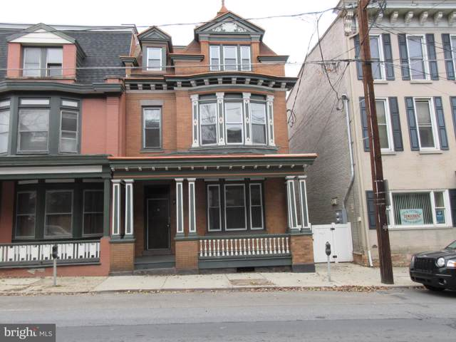 612 W Market Street, POTTSVILLE, PA 17901 (#PASK128912) :: Flinchbaugh & Associates