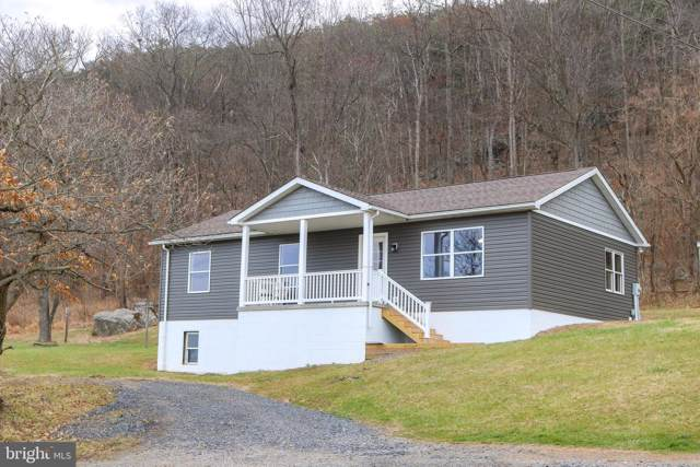 490 Arnold Stickley Road, GREEN SPRING, WV 26722 (#WVHS113574) :: Jacobs & Co. Real Estate