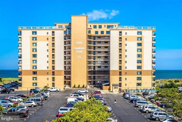 5801 Atlantic Avenue #112, OCEAN CITY, MD 21842 (#MDWO110790) :: Atlantic Shores Realty
