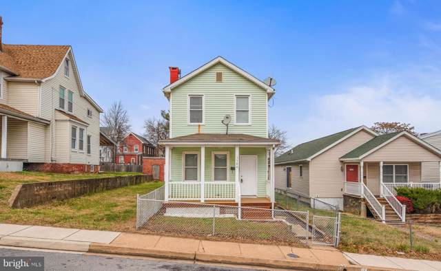 1506 Cypress Street, BALTIMORE CITY, MD 21226 (#MDBA493674) :: Radiant Home Group