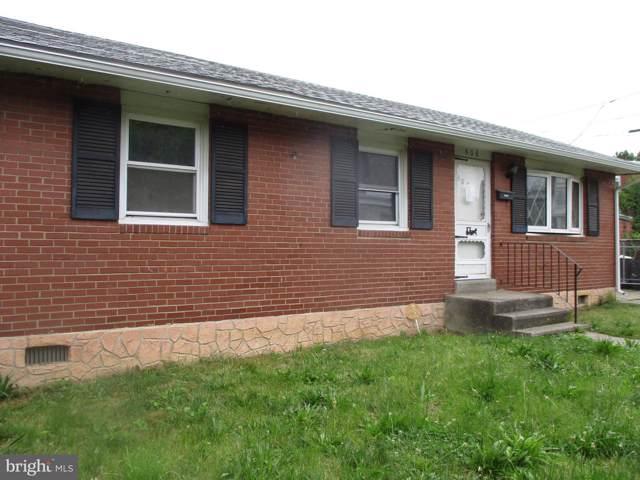 508 W 6TH Street, CHESTER, PA 19013 (#PADE505560) :: The Matt Lenza Real Estate Team