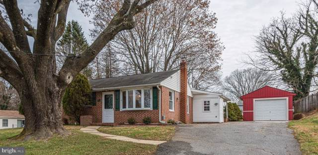 7725 Carter Road, SYKESVILLE, MD 21784 (#MDCR193426) :: Bruce & Tanya and Associates