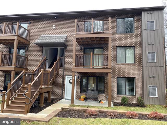 5200 Hilltop Drive C23, BROOKHAVEN, PA 19015 (#PADE505568) :: ExecuHome Realty