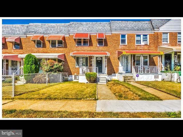 4204 Flowerton Road, BALTIMORE, MD 21229 (#MDBA493690) :: The Bob & Ronna Group