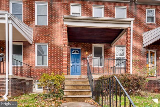 3620 Elmley Avenue, BALTIMORE, MD 21213 (#MDBA493698) :: Dart Homes