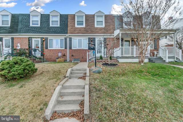 8017 Stratman Road, BALTIMORE, MD 21222 (#MDBC480068) :: AJ Team Realty
