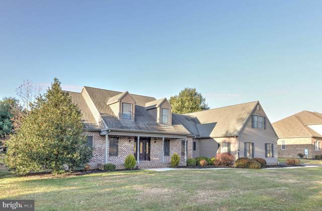 2 Lake Crest Drive, MILFORD, DE 19963 (#DEKT234502) :: Bob Lucido Team of Keller Williams Integrity