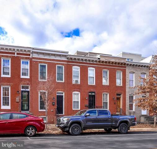 1532 S Hanover Street, BALTIMORE, MD 21230 (#MDBA493730) :: Blue Key Real Estate Sales Team