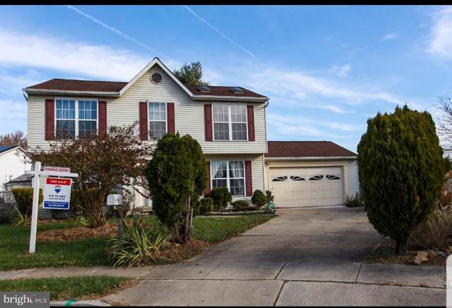 842 Chadwick Circle, FREDERICK, MD 21701 (#MDFR257352) :: Network Realty Group