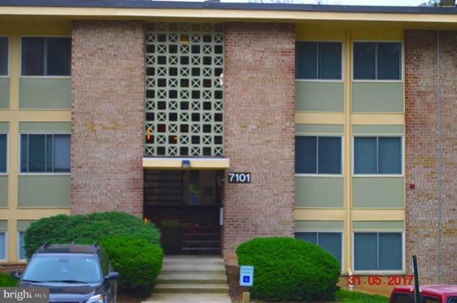 7101 Donnell Place D7, DISTRICT HEIGHTS, MD 20747 (#MDPG552872) :: AJ Team Realty