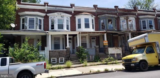 1119 Poplar Grove Street, BALTIMORE, MD 21216 (#MDBA493752) :: The Matt Lenza Real Estate Team