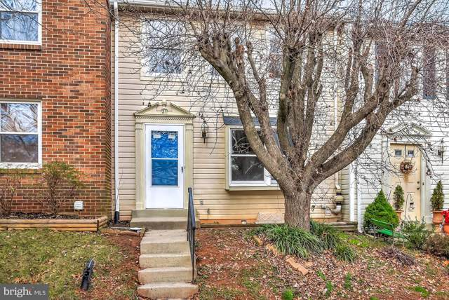21 Willow Spring Court, GERMANTOWN, MD 20874 (#MDMC689132) :: Revol Real Estate