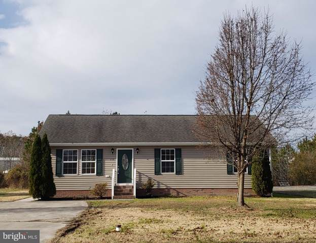 730 9TH Street, POCOMOKE CITY, MD 21851 (#MDWO110810) :: Brandon Brittingham's Team