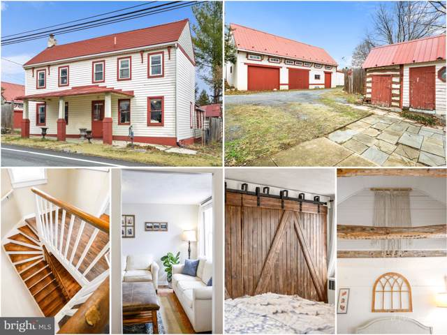 12010 Main Street, LIBERTYTOWN, MD 21762 (#MDFR257368) :: The Redux Group