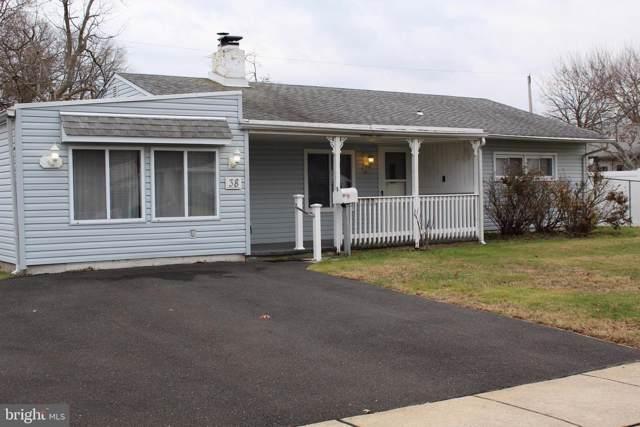 38 Swan Lane, LEVITTOWN, PA 19055 (#PABU485596) :: Linda Dale Real Estate Experts