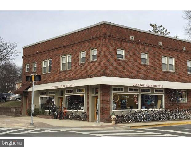 7301/7303-BALTIMORE Baltimore Avenue, COLLEGE PARK, MD 20740 (#MDPG552896) :: Corner House Realty