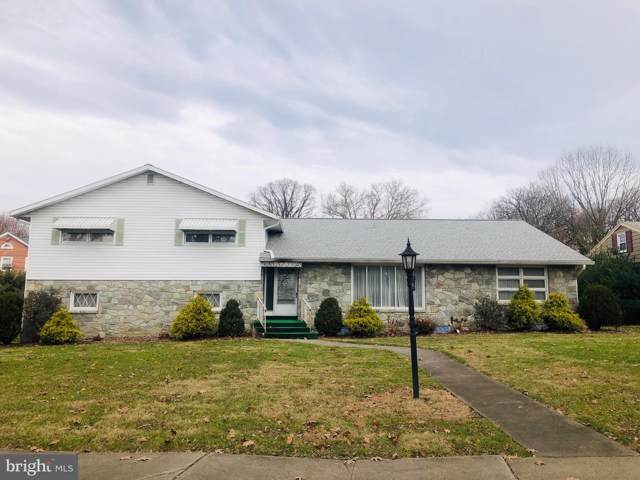 711 Spruce Street, READING, PA 19611 (#PABK351500) :: Iron Valley Real Estate