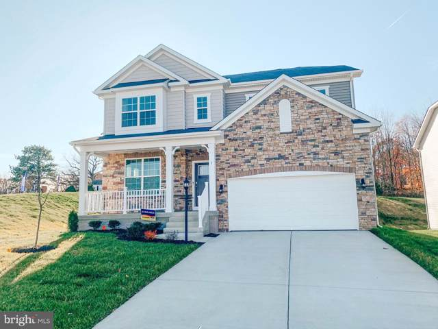 1 Mossy Creek Lane, FREDERICKSBURG, VA 22405 (#VAST217078) :: Seleme Homes